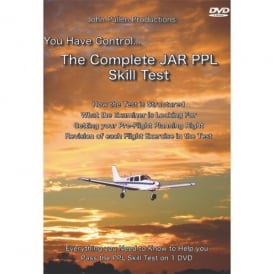 The Complete JAR PPL Skill Test DVD