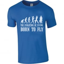 Chocks Away The Evolution Of Flying T-Shirt