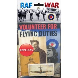 The RAF at War Memorabilia Pack