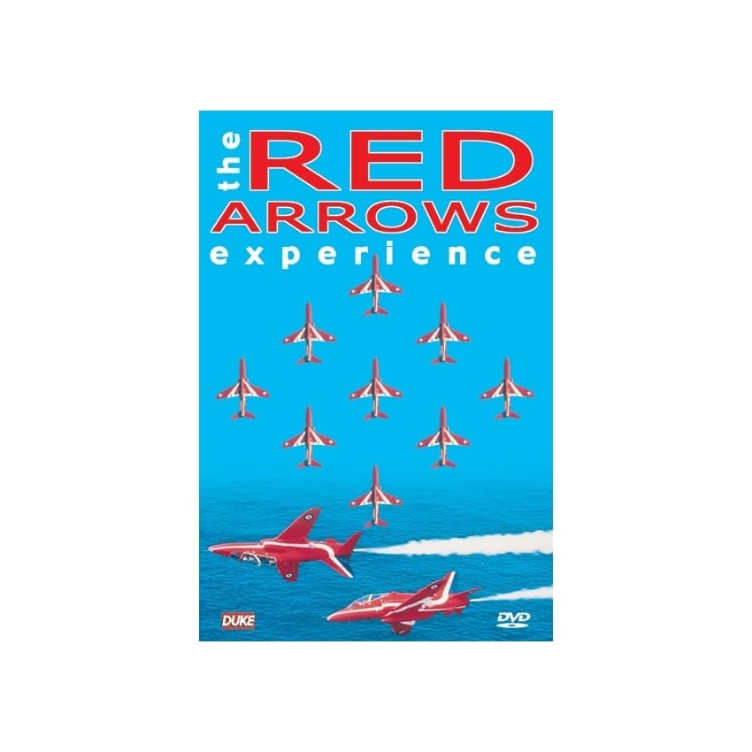 The Red Arrows Experience DVD