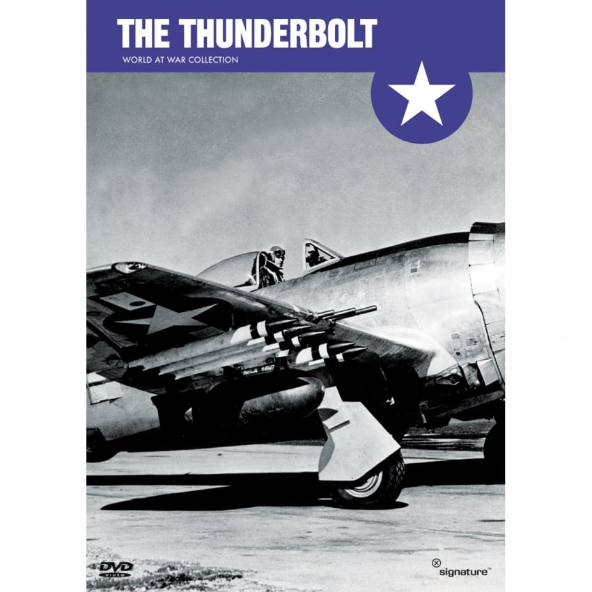 The Thunderbolt DVD