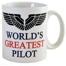 The World's Greatest Pilot Mug