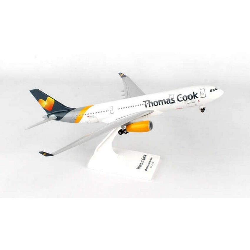 Thomas Cook A330-200 Plastic Model - Scale 1:200