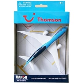 Thomson Boeing 787-8 Dreamliner Diecast Toy