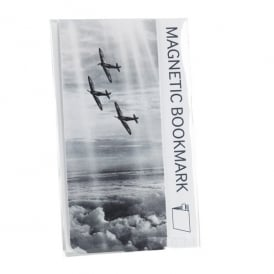 Three Spitfires Magnetic Bookmark