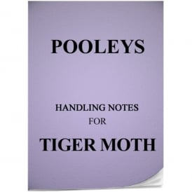Tiger Moth Handling Notes