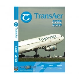 Just Planes TransAer A320 DVD
