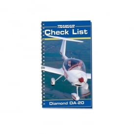 Transair Diamond DA20 Aircraft Checklist