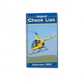Transair Robinson R22 Aircraft Checklist