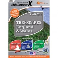 Treescapes 1-3 England Complete