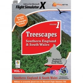 Playsims Publishing Treescapes - 1 Southern England