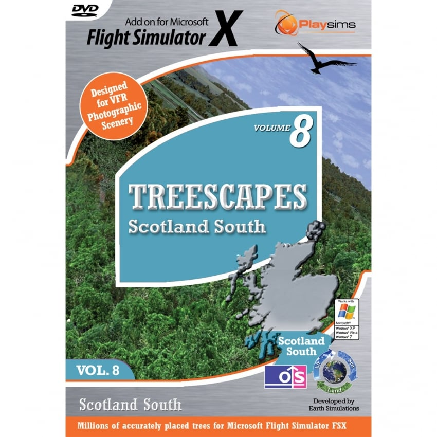 Treescapes - 8 Scotland South
