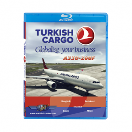 Just Planes Turkish Airlines A330 Cargo Blu-Ray