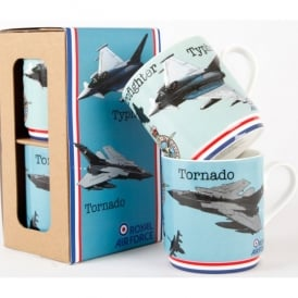 Typhoon and Tornado Stacking Mug Set