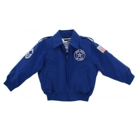 U.S. Air Force 3 Patch Kids Jacket