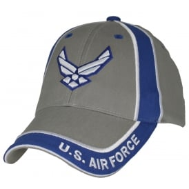 U.S. Air Force Stripe Baseball Cap