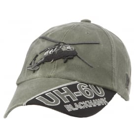UH-60 Blackhawk Baseball Cap