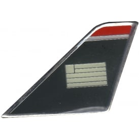 US Air Tail Pin Badge