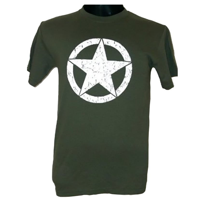 USAF White Star T-Shirt