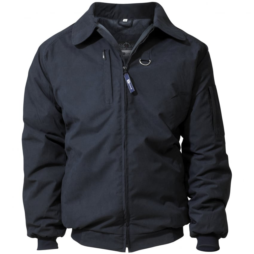 All Weather Flight Jacket - Navy