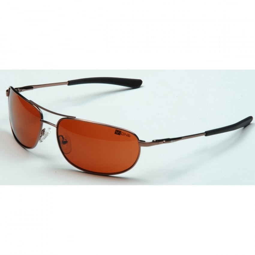 Altitude Sunglasses in Smokey Brown
