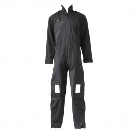 V:One Deluxe Pilot Flight Suit - Black