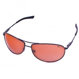 V:One Magneto Sunglasses in Black