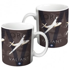 Valiant Mug by Peter McDermott
