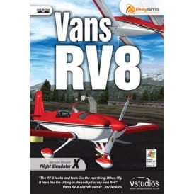 Playsims Publishing Vans RV8 & RV8a