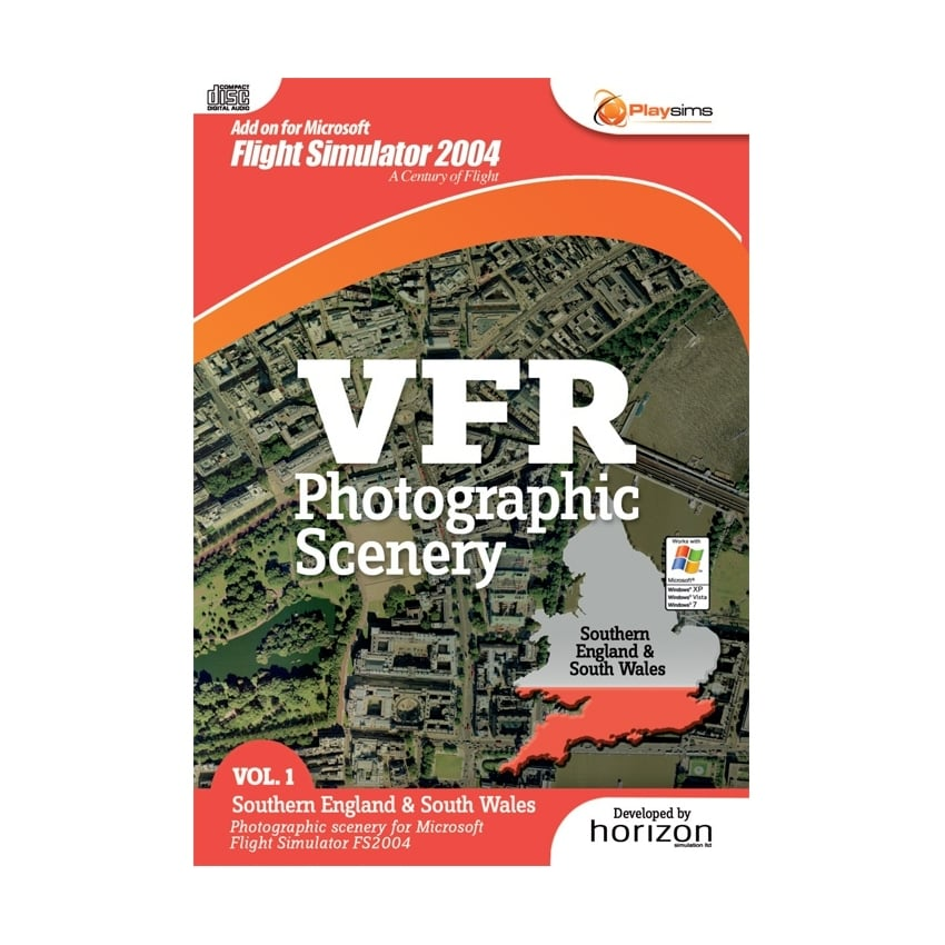 VFR Photo Scenery - Vol 1