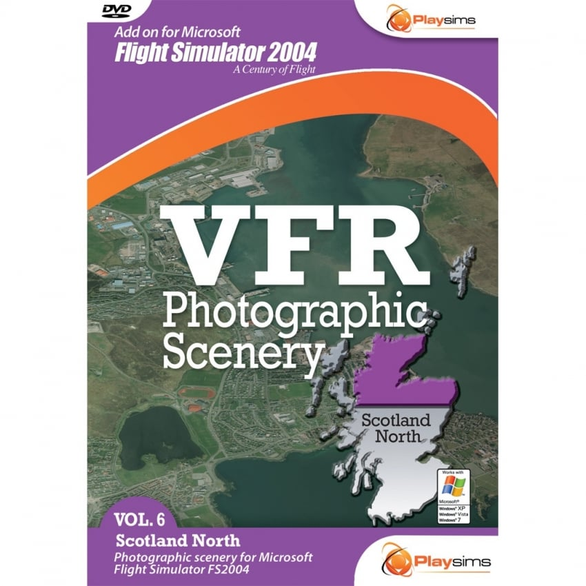 VFR Photo Scenery - Vol 6