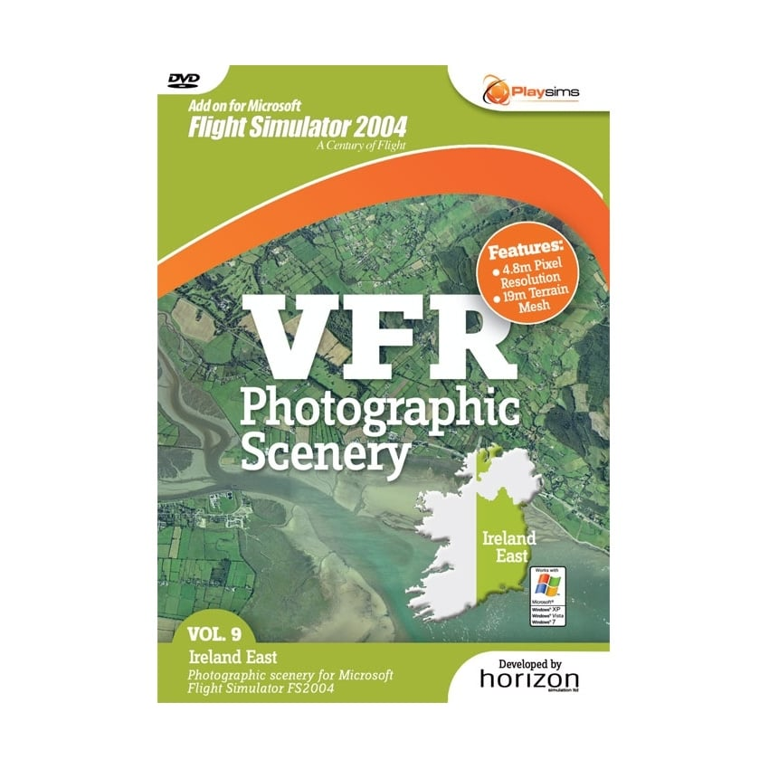 VFR Photo Scenery - Vol 9