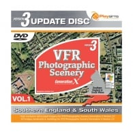 VFR Photo X - 1 Update Southern England