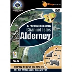 Playsims Publishing VFR Photo X - 12 Alderney