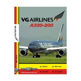 Just Planes VG Airlines A330-200 DVD