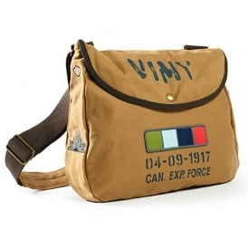 VIMY Shoulder Bag - Tan