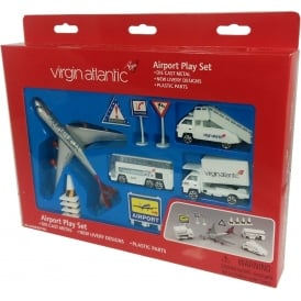 Virgin 13 Piece Model Play Set