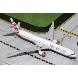 Virgin Australia Boeing 777-300ER Diecast Model - Scale 1:400