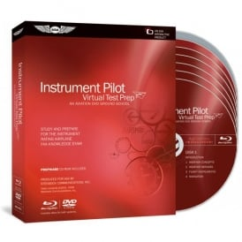Virtual Test Prep - Instrument Rating DVD