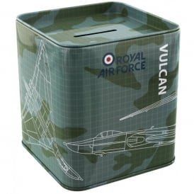 Vulcan Blueprint Money Box