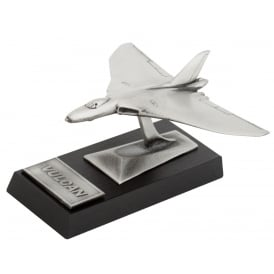 Vulcan Desk Model - Pewter