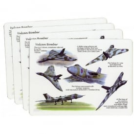 Vulcan Placemat Set of 4