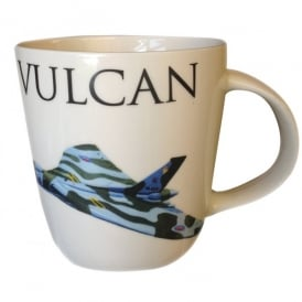 Vulcan Word Aircraft Mug - Last stock