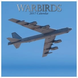 Gifted Stationery Warbirds Calendar 2017