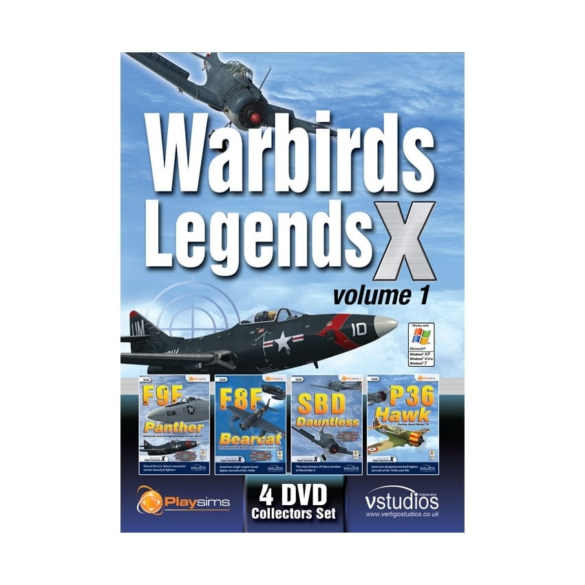 Warbirds Legends X