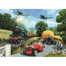 Wartime Summer Jigsaw (1000 Pieces)