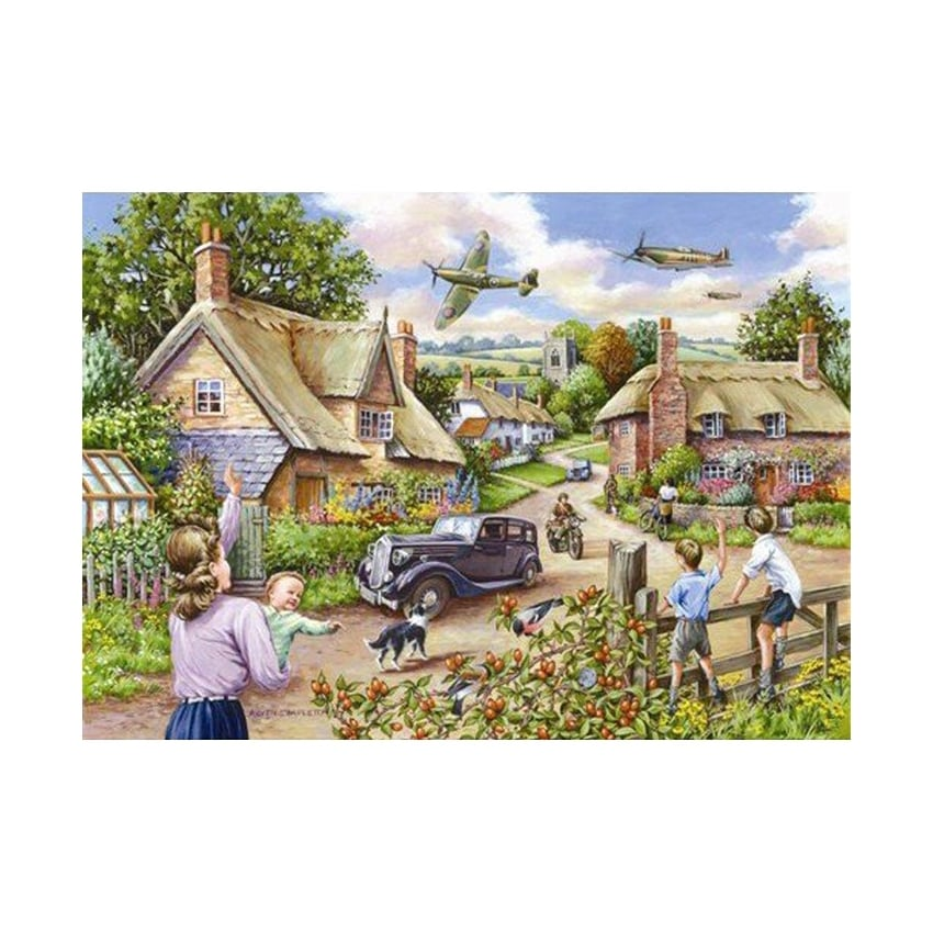 We'll Meet Again Jigsaw Puzzle (1000 pieces)