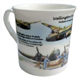 Wellington Bone China Mug
