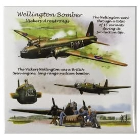 Wellington Fridge Magnet