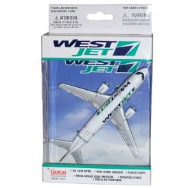 Westjet Airlines Diecast Toy